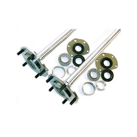 Moser one-piece Jeep Axle Kit Fits: 1976-83 CJ5 & 1976-81 CJ7