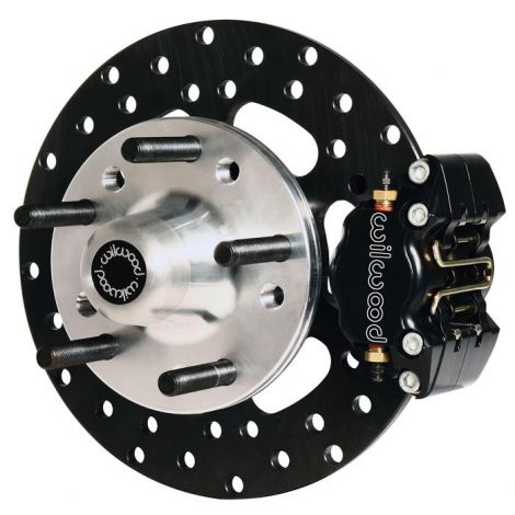 Wilwood Dynapro Single Front Drag Brake Kit